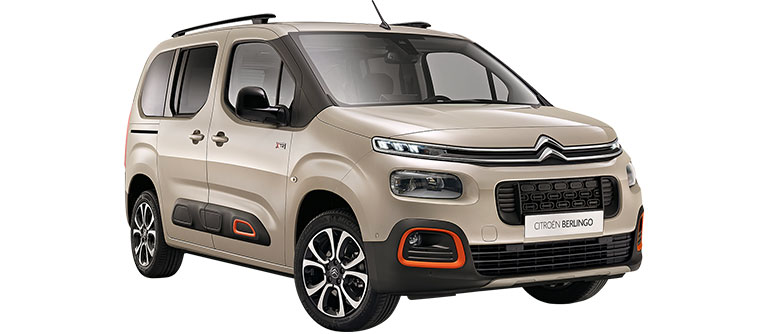 Der Citroën Berlingo Puretech 110 Feel