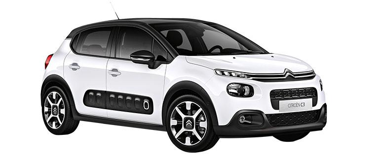 Der Citroën C3 Puretech 82 Feel