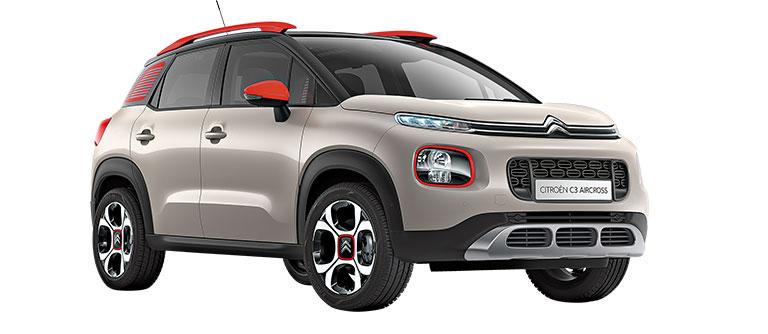 Der Citroën C3 Aircross Puretech 110 Shine